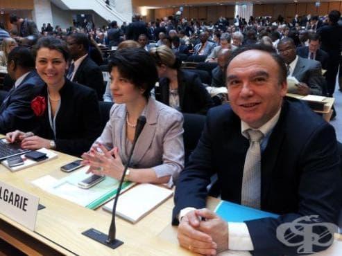 Министър Атанасова ръководи нашата делегация на 65-та сесия на Световната здравна асамблея - изображение