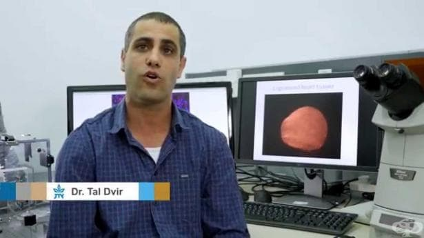 Научна фантастика стана реалност: Изкуствена сърдечна тъкан може да се контролира от разстояние - изображение