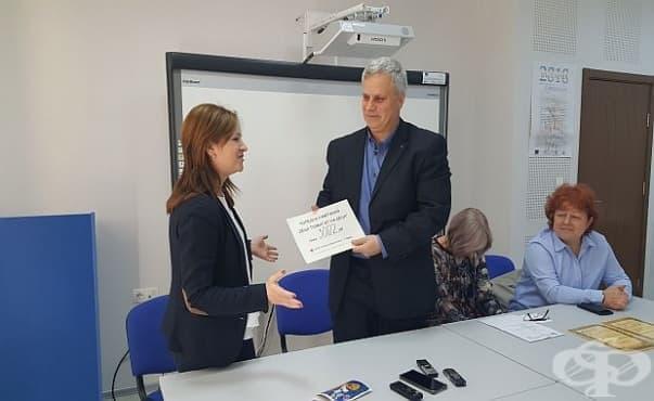 Неонатологичното отделение на МБАЛ – Сливен получи дарение от местното БЧК - изображение