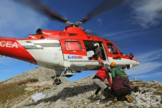България остана без хеликоптер-линейка след неговата продажба - изображение