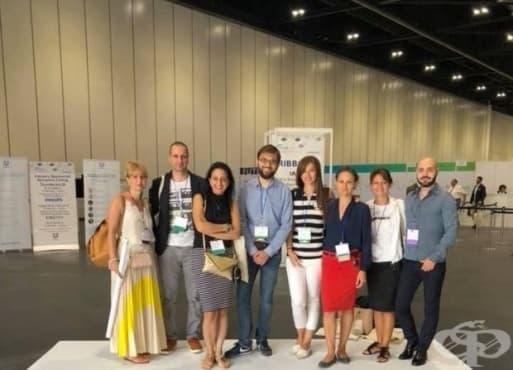 Учени от МУ-Пловдив спечелиха престижна награда в Лондон - изображение