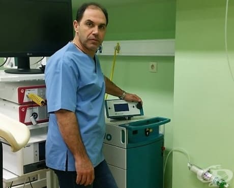 """Уникален комбиниран лазер във верига болници """"Медлайн-Централ Хоспитал"""" лекува множество урологични заболявания - изображение"""