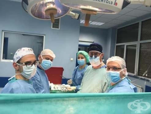 """В """"Александровска"""" трансплантираха бъбреци на двама мъже - изображение"""