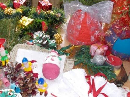 В Стара Загора има коледен базар със сувенири, изработени от деца с увреждания - изображение
