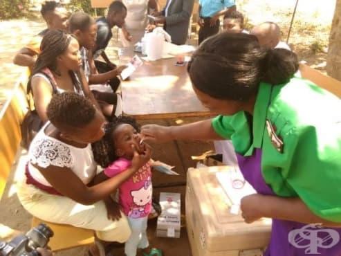 В Зимбабве започнаха ваксинацията на 1,4 милиона души срещу холера - изображение