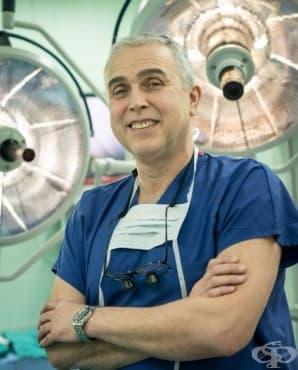 Във ВМА трансплантираха черен дроб на 58-годишен мъж - изображение