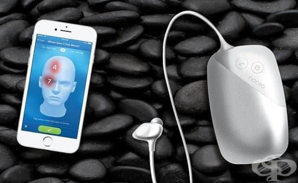 Компания разработи устройство, лекуващо мигрена с въздух - изображение