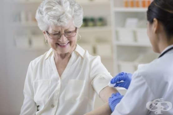 Възрастните над 65 години ще бъдат имунизирани безплатно против грип - изображение