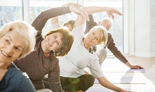 Загубата на мускулна маса в напреднала възраст може да бъде обратима - изображение