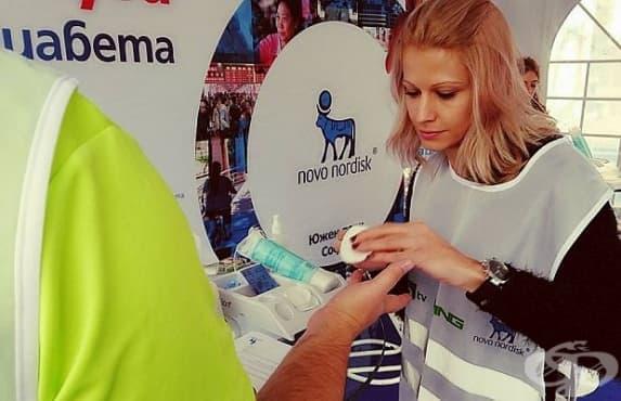 Лекари от ВМА ще измерват кръвна захар безплатно на 14 ноември - изображение