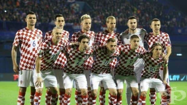 Хърватският отбор дарява спечелените от Световното първенство пари на детска фондация - изображение