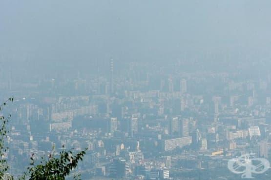 Пет квартала в София излизат на протест заради силно замърсения въздух - изображение