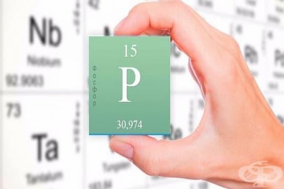 Фосфор - изображение