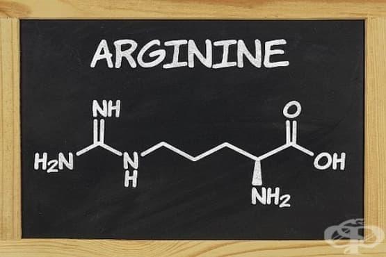 Аргинин - изображение