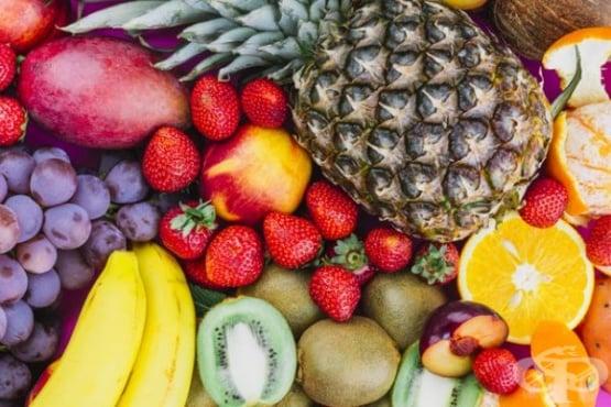Глюкоза - основен източник на енергия за човека - изображение