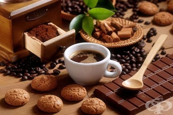 Кофеин - изображение