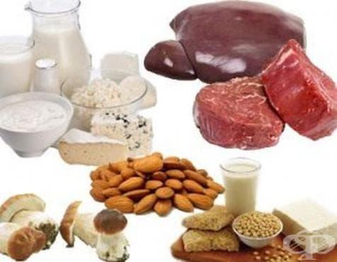 Витамин В7 (витамин Н, биотин) - изображение