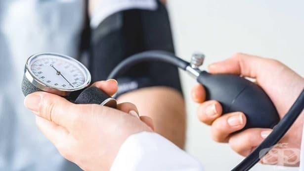 Измерване и регистриране на кръвното налягане - изображение