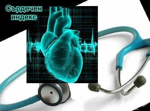 Сърдечен индекс - изображение