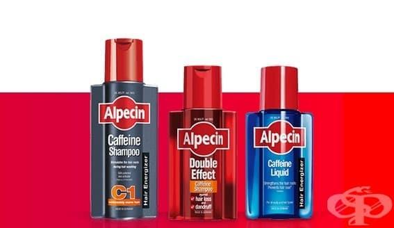 Алпецин – Вашето решение при косопад! - изображение