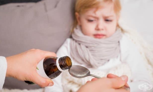 Детето започва да прокашля – какво ще предприемете като майка? - изображение