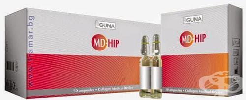 Изображение към продукта ГУНА MD-THORACIC амп. 2 мл. * 10