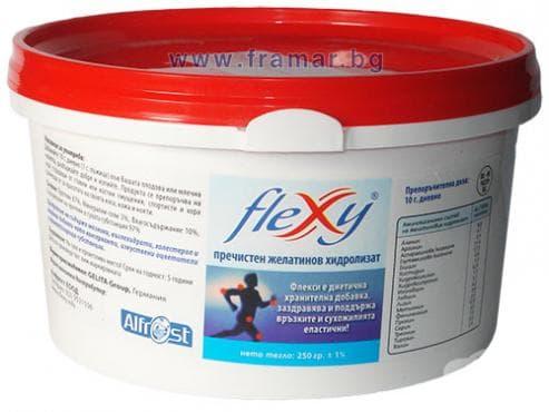 Изображение към продукта ФЛЕКСИ прах 250 гр.