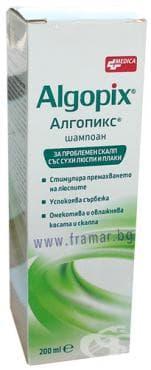 Изображение към продукта АЛГОПИКС шампоан 200 гр.