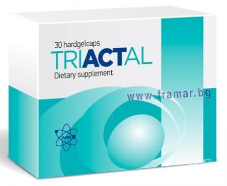 Изображение към продукта ТРИАКТАЛ капсули * 30