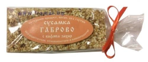 СУСАМКА с кафява захар 30 гр. ГАБРОВО - изображение