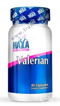 Изображение към продукта ХАЯ ЛАБС ВАЛЕРИАНА капсули 250 мг. * 60