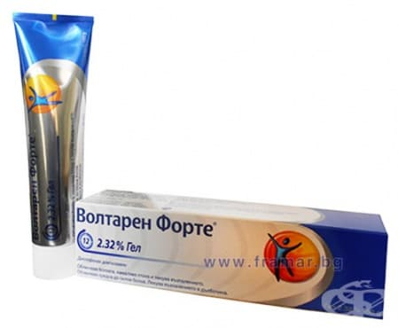 Изображение към продукта ВОЛТАРЕН ФОРТЕ гел 2.32 % 150 гр.