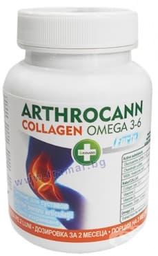 Изображение към продукта АНАБИС АРТРОКАН КОЛАГЕН ОМЕГА 3 - 6 таблетки * 60