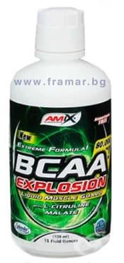 Изображение към продукта АМИКС BCAA ЕКСПЛОЖЪН 920 мл
