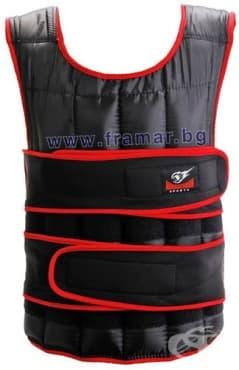 Изображение към продукта АРМАГЕДОН СПОРТС ЖИЛЕТКА С ТЕЖЕСТИ 10 кг
