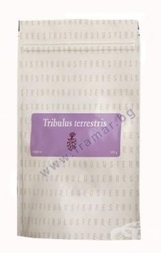 Изображение към продукта ТРИБУЛУС ТЕРЕСТРИС (БАБИНИ ЗЪБИ) чай 105 гр. ENERGY GROUP
