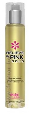 Изображение към продукта ДЕВОУТЕД УСКОРИТЕЛ ЗА ТЕН BELIEVE IN PINK GOLD 300 мл
