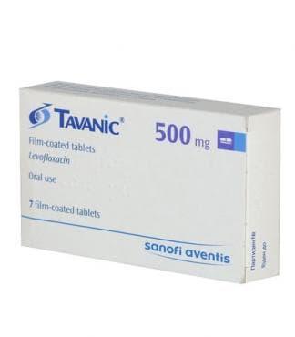 ТАВАНИК табл. 500 мг. * 7 - изображение