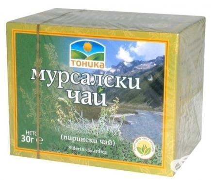Изображение към продукта МУРСАЛСКИ ЧАЙ 30 грама