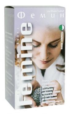Изображение към продукта ФЕМИН таблетки * 120 ТОШКОВ