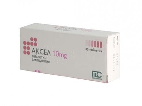 Изображение към продукта АКСЕЛ таблетки 10 мг * 30