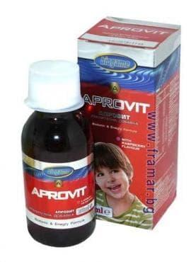 Изображение към продукта АПРОВИТ сироп 150 мл
