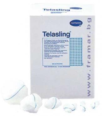 Изображение към продукта ХАРТМАН ТУПФЕРИ TELASLING 4 * 1000 бр. размер яйце 482299