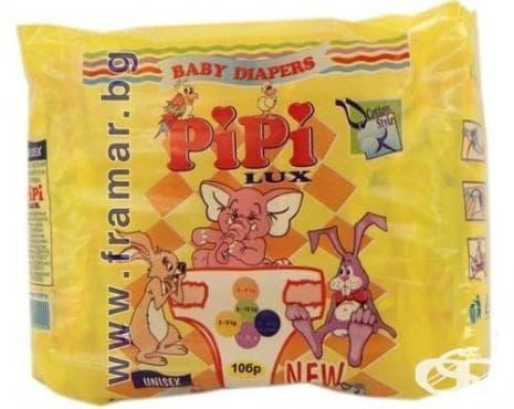 Изображение към продукта ПАМПЕРС ПИПИ 16 - 30 кг. * 10