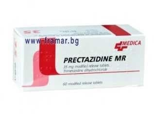 ПРЕКТАЗИДИН MR табл. 35 мг. * 60 - изображение