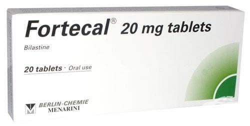 Изображение към продукта ФОРТЕКАЛ табл. 20 мг. * 20