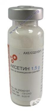 Изображение към продукта АКСЕТИН фл. 1.5 г. * 1