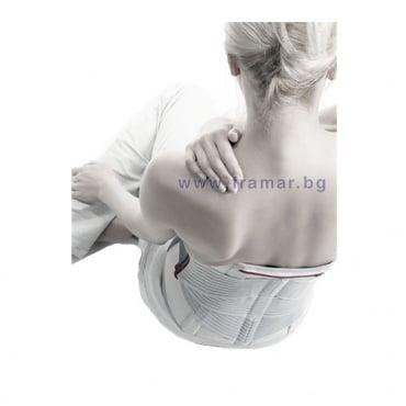 Изображение към продукта ПУШ МЕД ЛУМБОСТАТ С 4 МЕТАЛНИ БАНЕЛА 2401