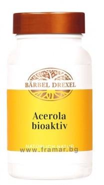 Изображение към продукта БАРБЕЛ ДРЕКСЕЛ АЦЕРОЛА БИОАКТИВ таблетки за смучене * 136
