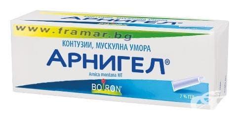 Изображение към продукта АРНИГЕЛ ГЕЛ 45 мл.